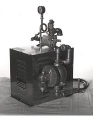 Hoffman Steam Bath Electric Boiler